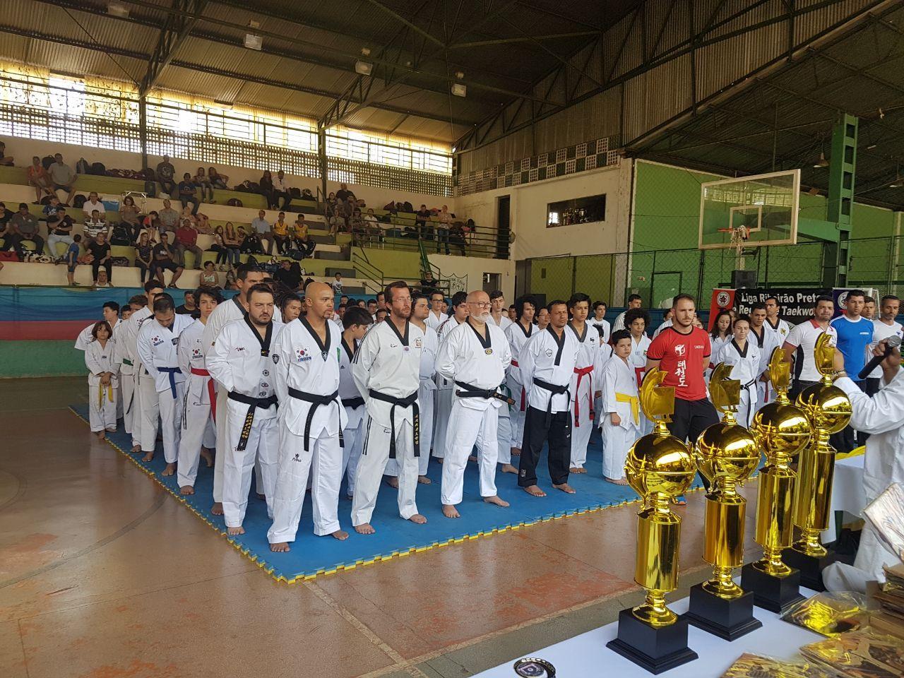 Copa União de Taekwondo Reuniu Atletas de toda Região